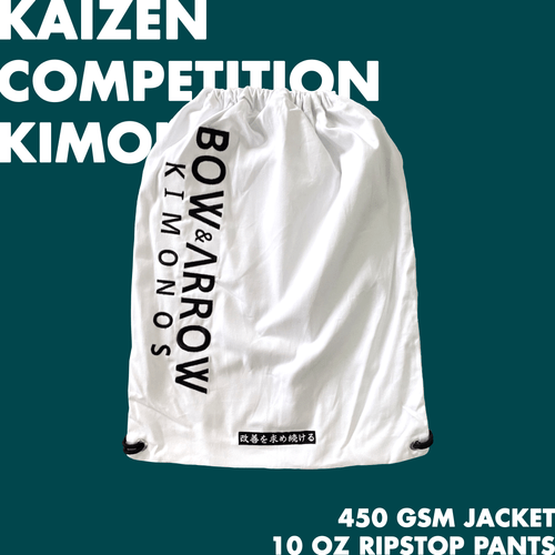 Limited Run Batch 5: KAIZEN COMPETITOR KIMONO