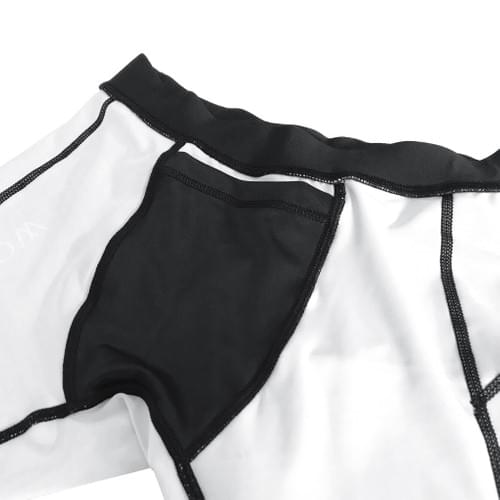 Men's Black Compression Shorts