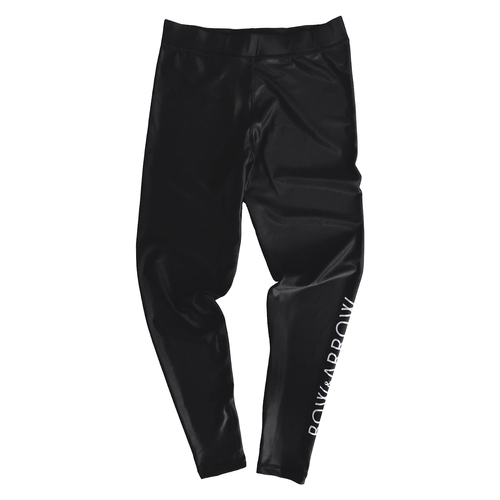 Black Grappling Spats (Unisex)