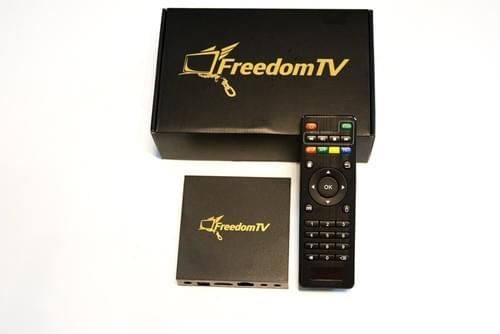 FreedomTV box Pro 2gb memory 16gb storage