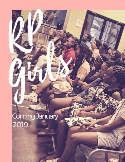 The Ruth Academy Teen Girls Program