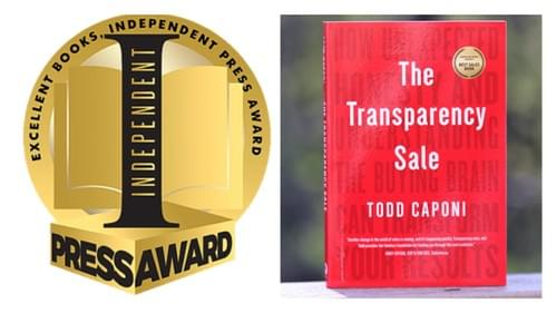 The Transparency Sale (AUTOGRAPHED PAPERBACK EDITION) ($15.50 + S&H)