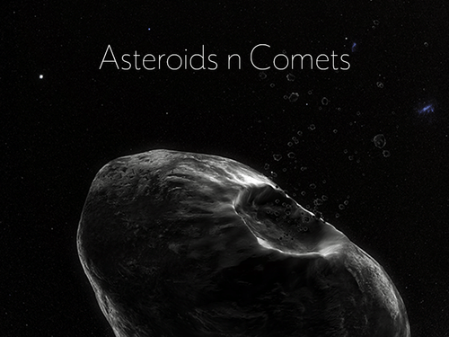 Asteroids n Comets