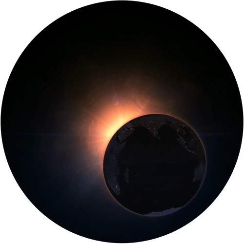 Eclipsing Earth