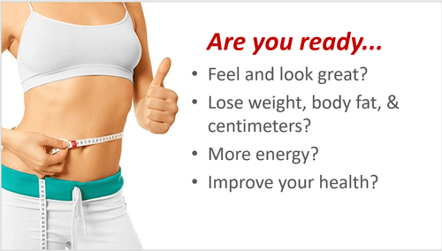 Lose Weight, Feel Great - 8 Weeks to a NEW YOU!