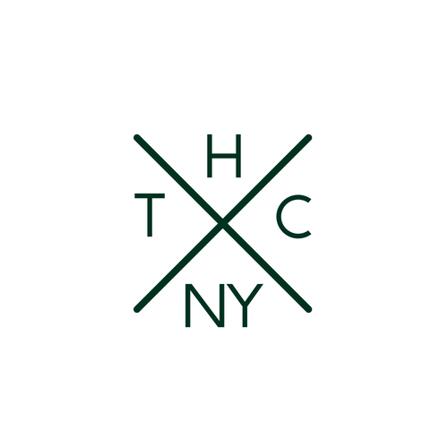 The Healing Collective NY - THCNY Vinyl Sticker