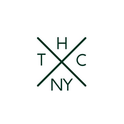 The Healing Collective NY - THCNY Vinyl Sticker