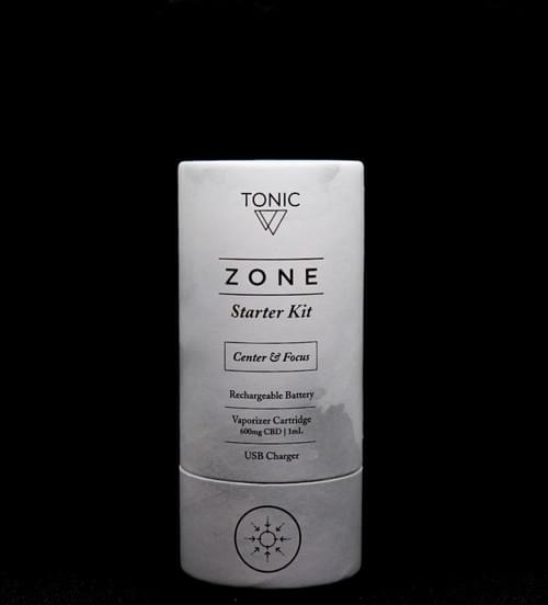 Tonic Cbd Starter Vape