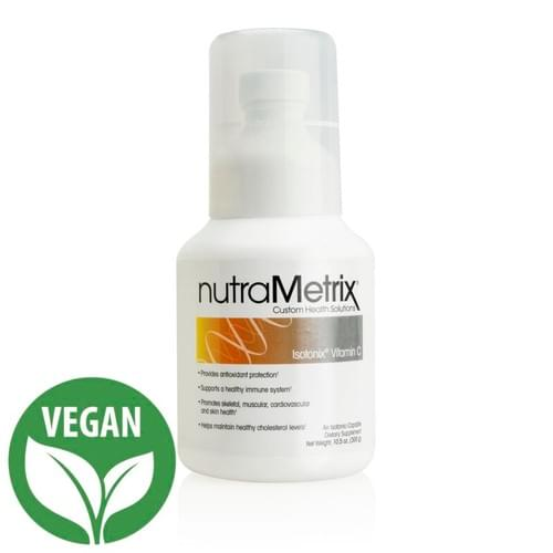 nutraMetrix Vitamin C - 90 Servings