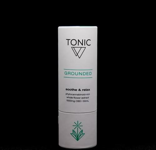 Tonic CBD Grounded