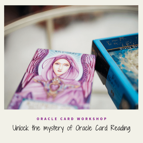 Bohemian Oracle Card Workshop
