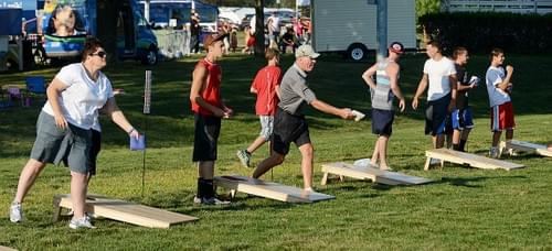 C-4 Cornhole Competitive Division - 2 person team