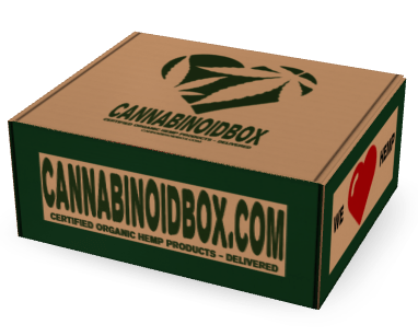 CannabinoidBox - Early Harvest Edition - Farm Direct Love In EVERY Box !