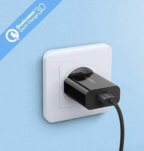 Chargeur QuickCharge 3.0