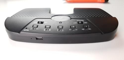 Scriblette G4 et son pédalier Bluetooth