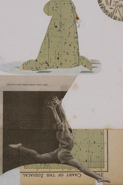 "Christine Davis ""Lost in the Archive: Construction 1"""