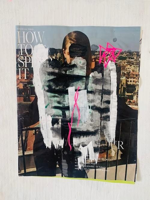 Firouz FarmanFarmaian Takeover Series TIFFANY & CO HOW TO SPEND IT NOV 2020 COVER TAKEOVER TWO