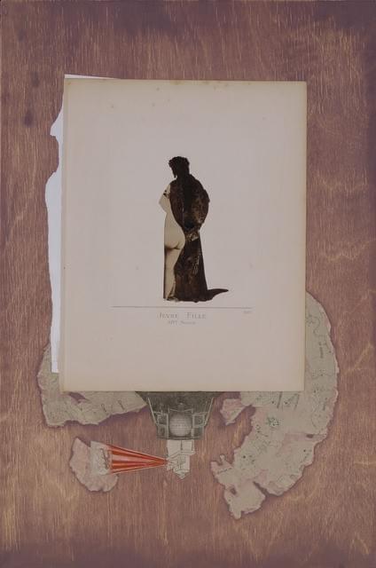 "Christine Davis ""Lost in the Archive: Construction 5, 2020"""