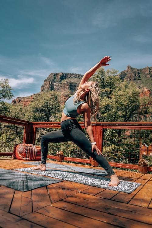 Private Yoga Instruction @TinyCamp ( 2 week advance booking required)