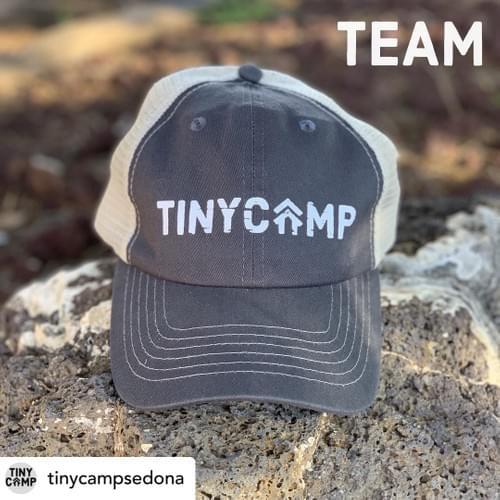 TinyCamp Baseball Cap