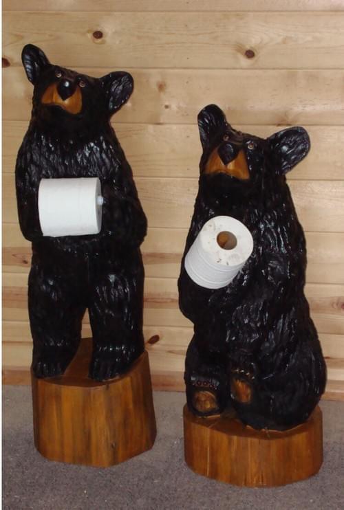 Toilet Paper Bears
