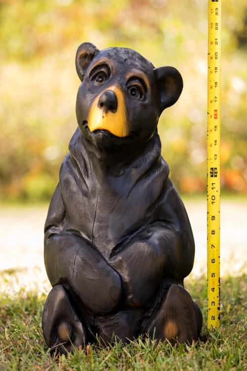 Sitting Bear - Smooth Coat
