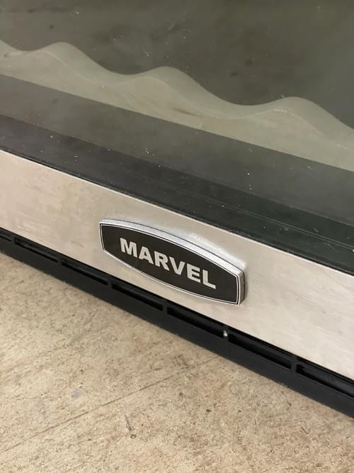"""Marvel 24"""" Beverage Center"""