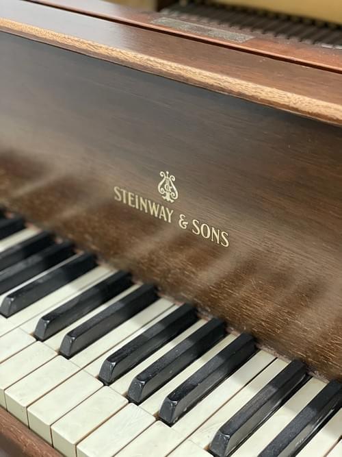 1927 Steinway & Sons Baby Grand Piano