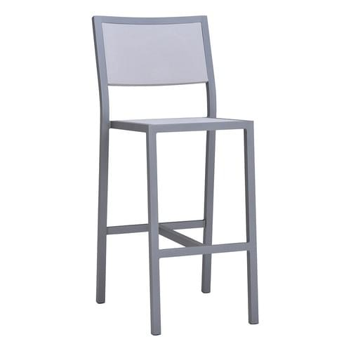 Janus Et iCe Due Mesh Outdoor Barstool