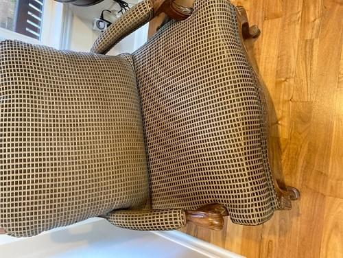 Oversized Arm Chair