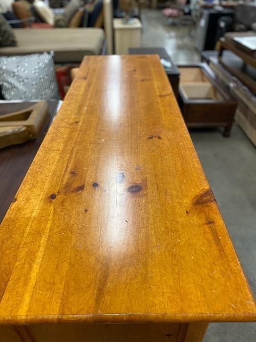 Belle Reve Knotty Pine Dresser, Chest of Drawers