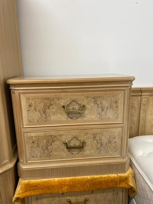 Drexel Hertiage Nightstands Pair
