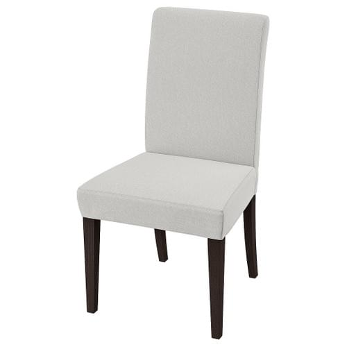 Ikea Henriksdal Covered Dining Chair Set