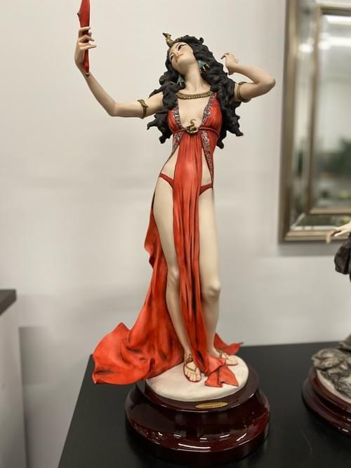 "Giuseppe Armani ""Cleopatra"" Figurine"