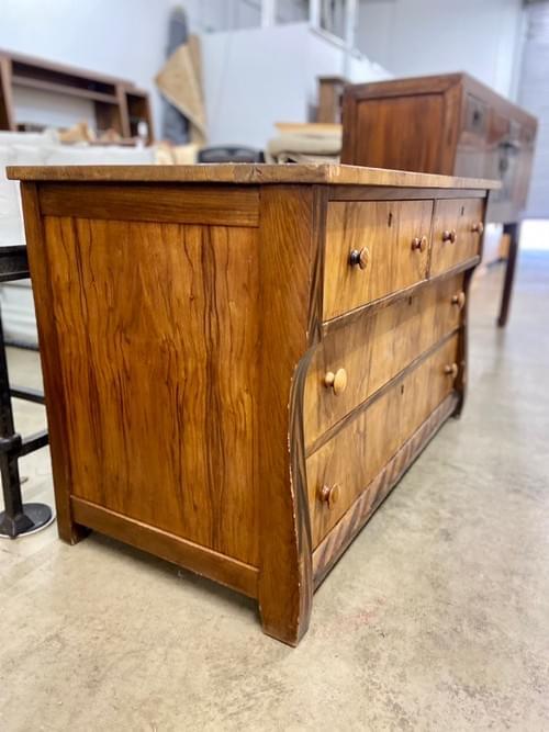 High Grain Lowboy 4 Drawer Dresser