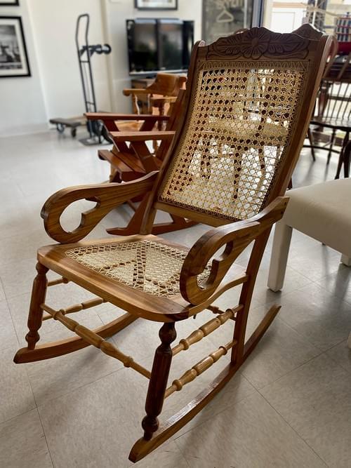 Antique Vintage Rocking Chair