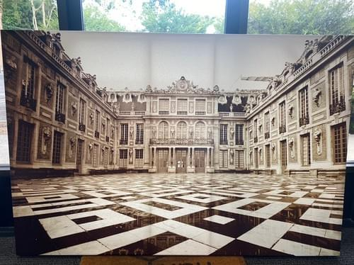 Large Canvas Wall Art Print