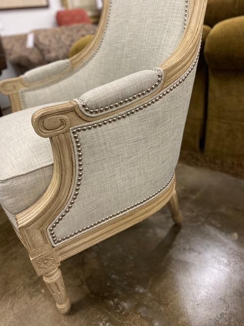 Farmhouse Accent Armchair