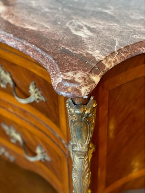 Louis XV Commode Buffet