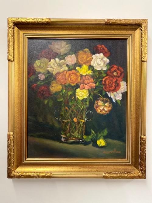 Oil on Canvas Original Painting Artist: Borsellino 20/24