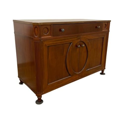 High End Designer Rosewood Buffet Console