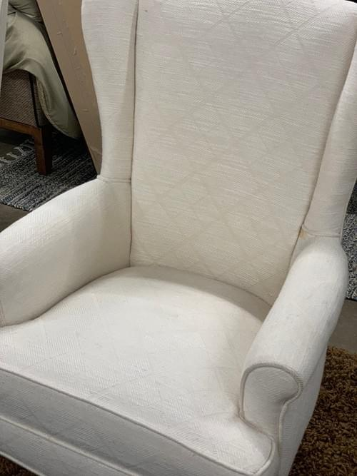 Pair of Wingback Arm Chairs
