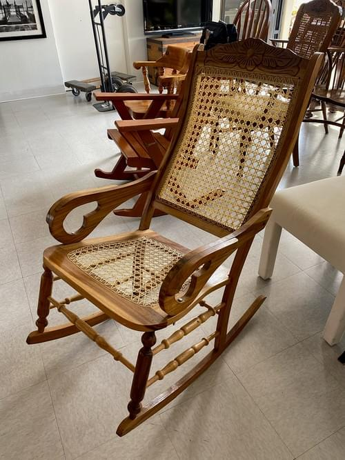 Antique Vintage Rocking Chair