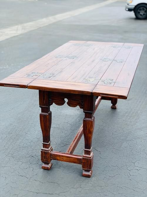 Eastern Legends Expandable Console, Entry Table