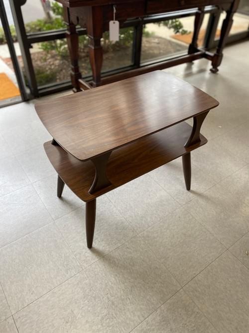 Vintage Mid-Century Modern Side Table