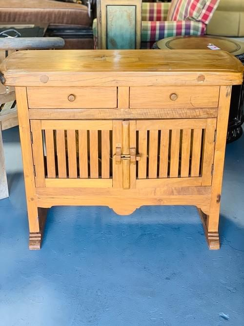 Antique Console, Buffet, Cabinet