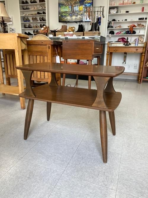 Vintage Mid-Century Modern Side Table
