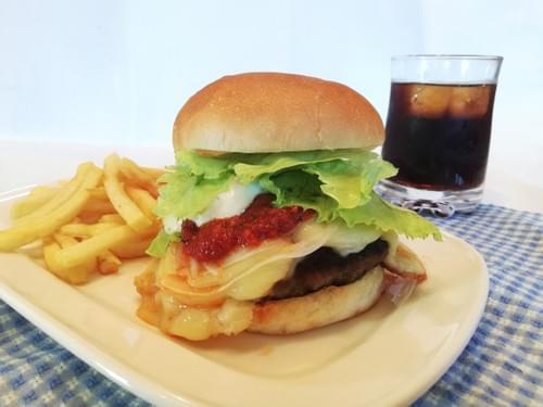 バーガーハウス・ピコピコ