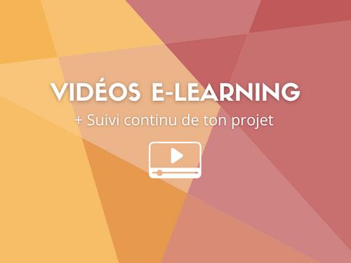 Vidéos E-Learning