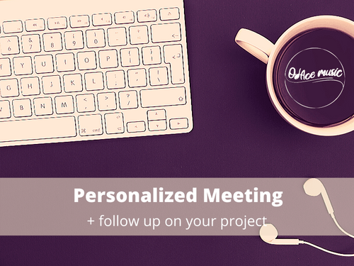 Personalized Meeting